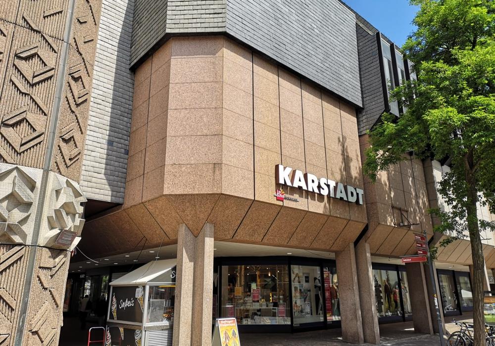 Karstadt in Goslar bleibt nun doch bestehen.