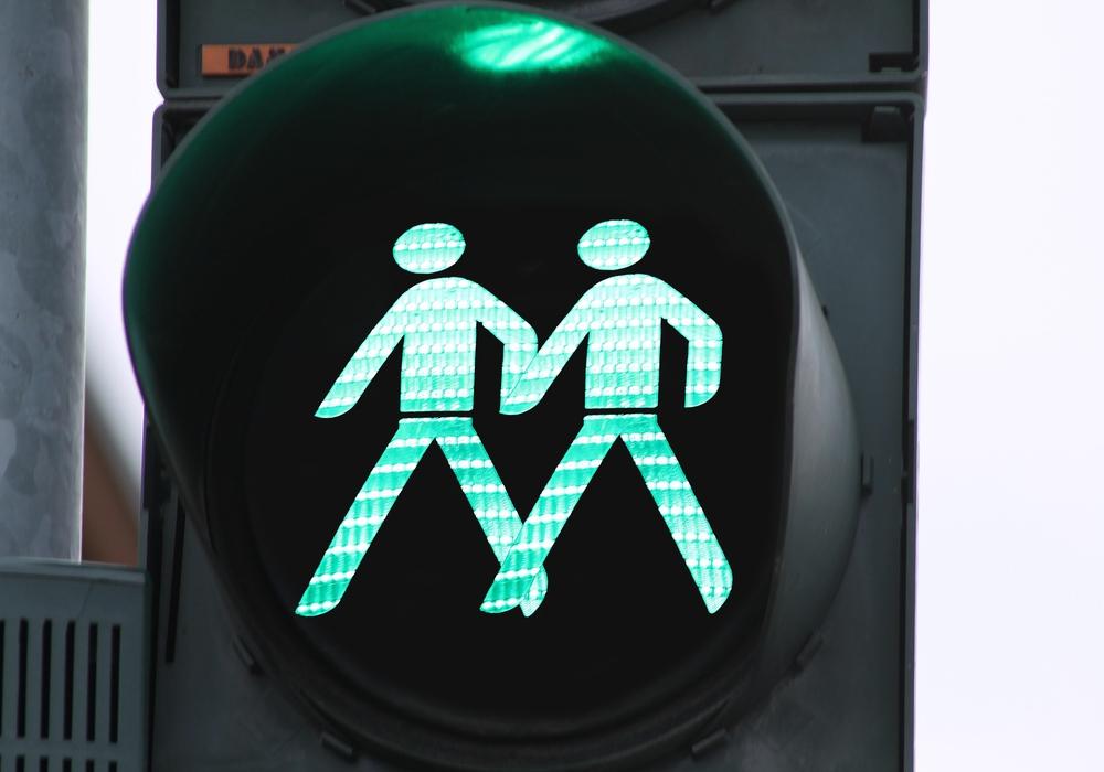 Wird es solche Ampeln demnächst auch in Braunschweig geben? Symbolbild