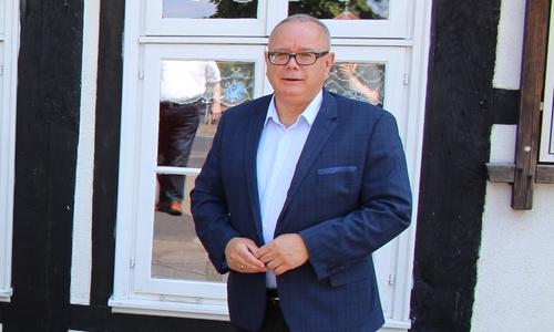 CDU-Stadtverbandsvorsitzender Andreas Meißler