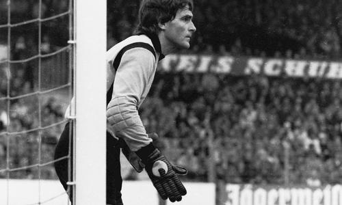 Der Adler, Bernd Franke, erlebte großartige Zeiten mit Eintracht Braunschweig.