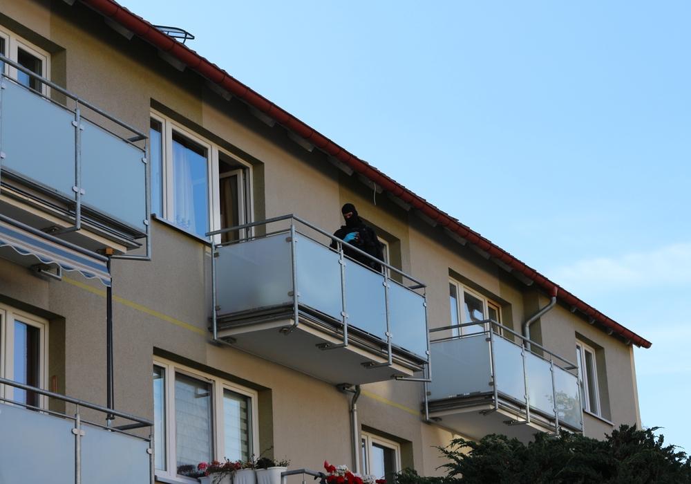 Eine der Hausdurchsuchungen fand im Goslarer Ortsteil Jürgenohl statt.