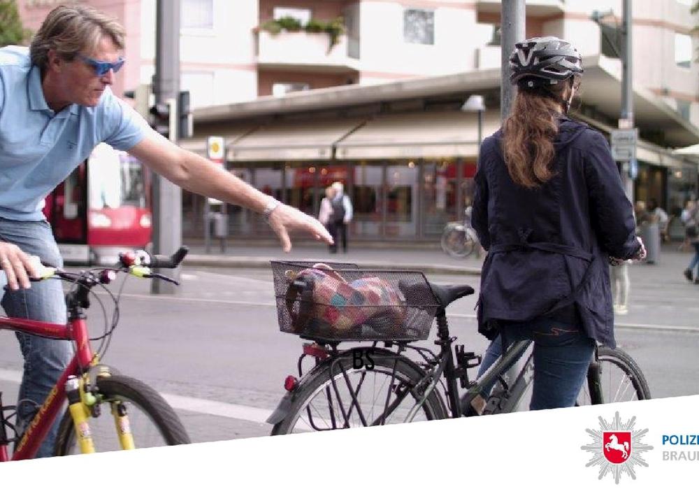 Schützen Sie sich vor Diebstählen aus Fahrradkörben.