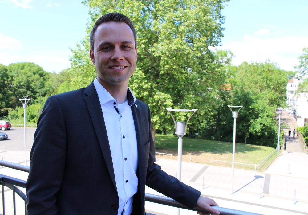 Wird er Wolfenbüttels neuer Bürgermeister? Die SPD-Findungskommission schlägt das zumindest vor.