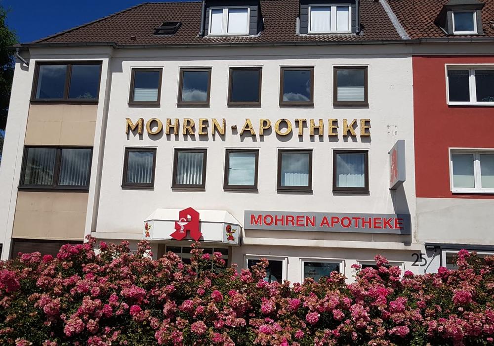 Die Mohren-Apotheke in Wolfsburg ist kein Einzelfall - Rund einhundert Apotheken tragen in Deutschland diesen Namen. Ist das im Jahr 2020 noch vertretbar?