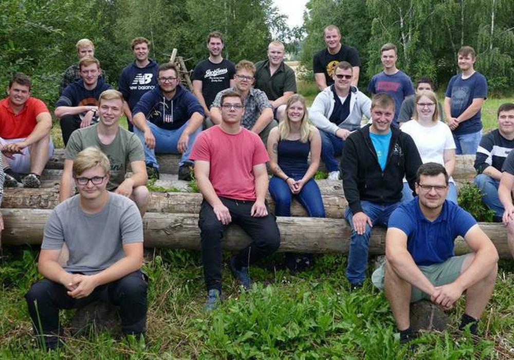 Eine Woche später zeigten die Auszubildenden aus den nördlichen Lehrbetrieben in Münchehof  (NFBz) ihr Können in Praxis und Theorie.