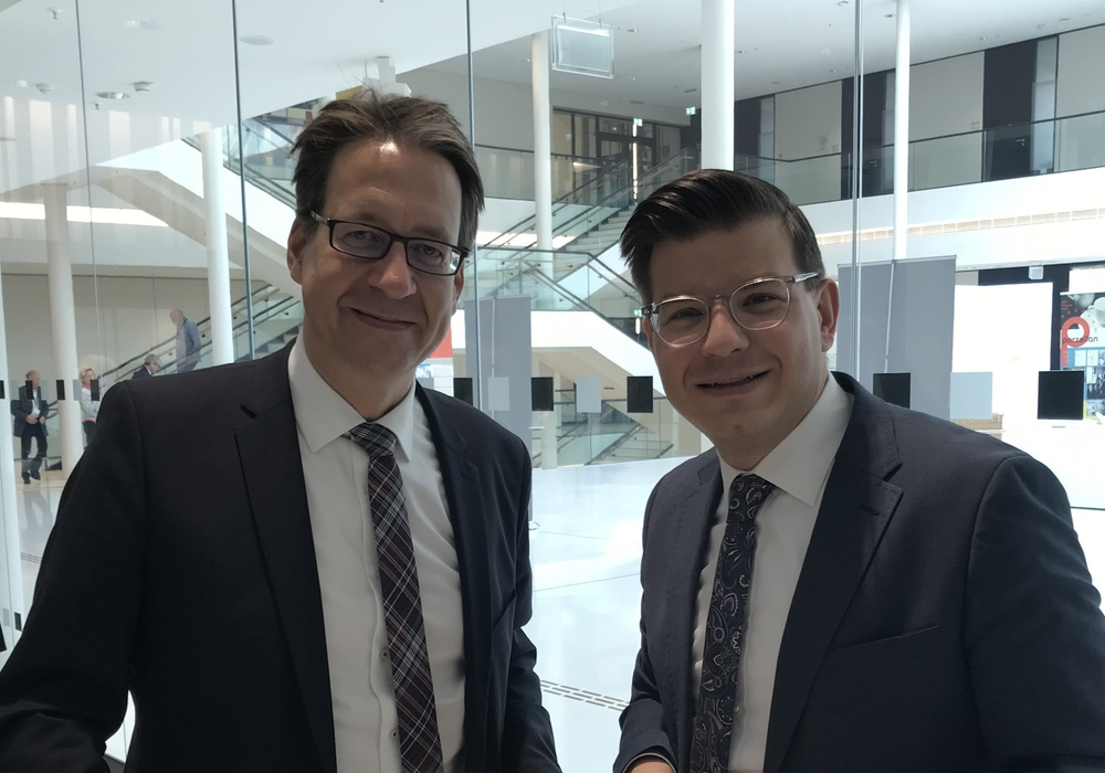 Birkner und Försterling werden über das aktuelle Parteigeschehen sowie die Auswirkungen der Corona-Krise sprechen.