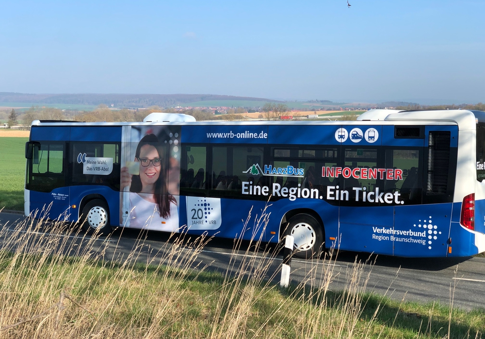 Die HarzBus GbR möchte darauf aufmerksam machen, dass das Fahrpersonal dazu verpflichtet ist, auf die gesetzlichen Regelungen zu verweisen, sollten diese vom Fahrgast nicht eingehalten werden. Symbolbild