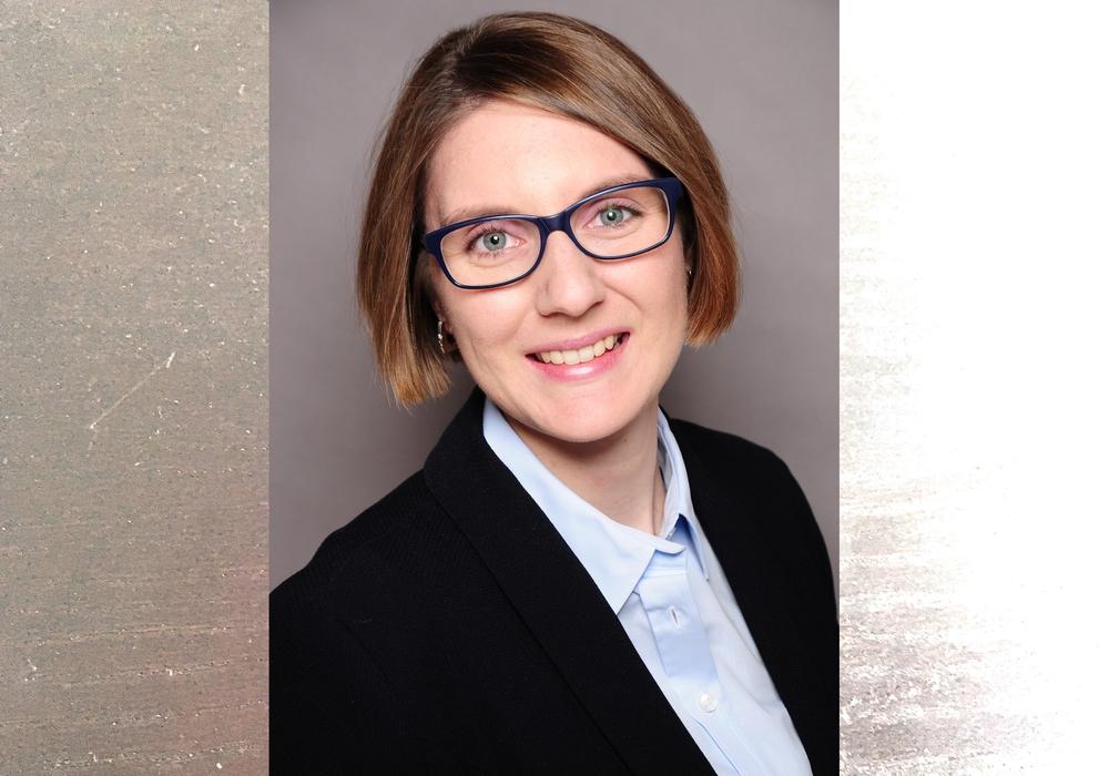 Eva Bartkowski, die zukünftige Pastorin in Edemissen.
