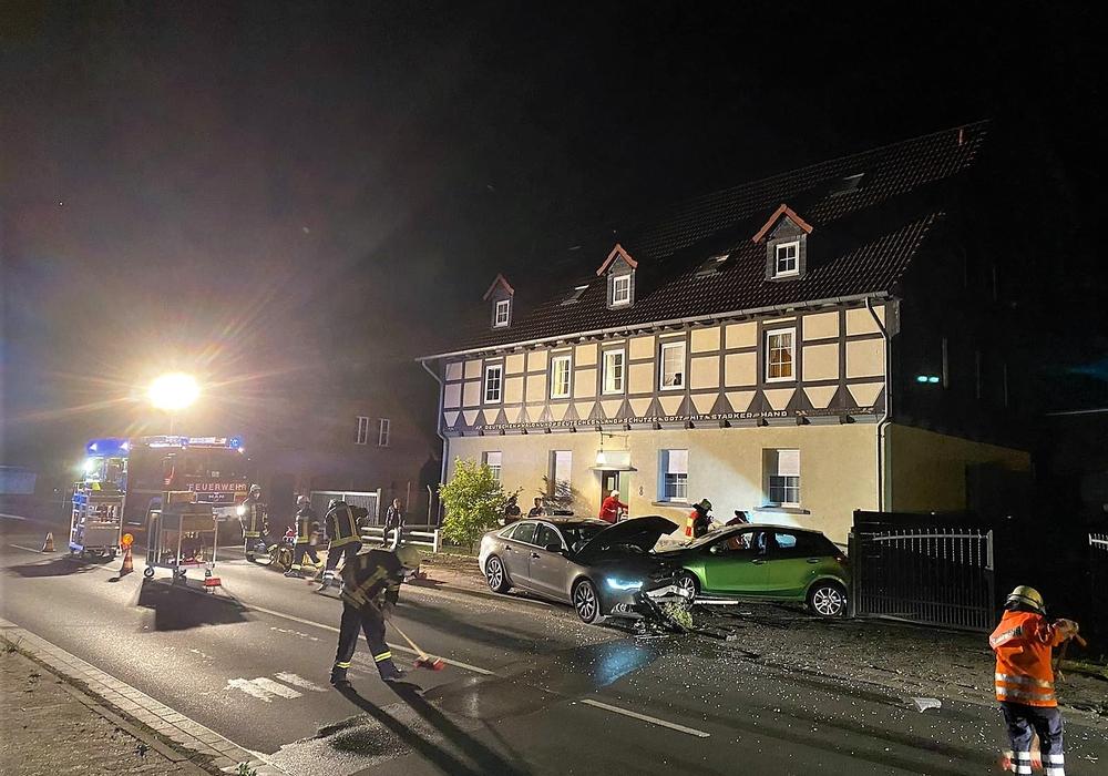 Am späten Abend war es zu dem Unfall gekommen.