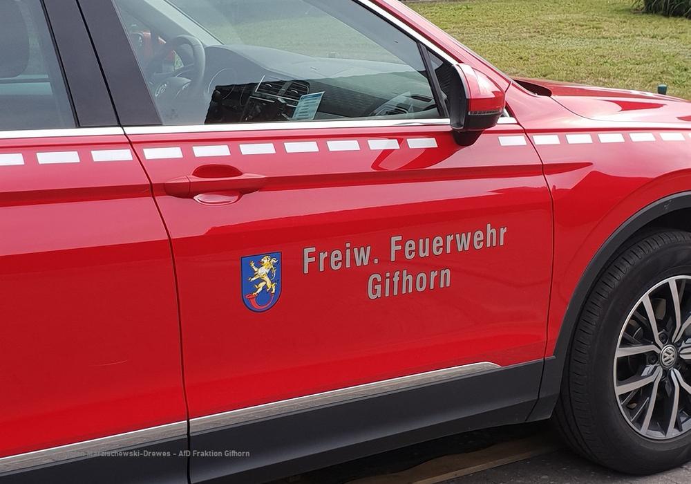 Die AfD fordert eine bessere Ausstattung der Feuerwehrfahrzeuge in Gifhorn.
