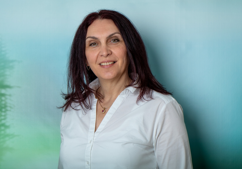 Jelena Toldi-Grozdanovic, Fachärztin für Allgemeinmedizin.