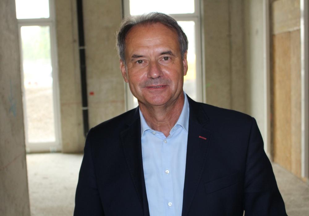 Oberbürgermeister Ulrich Markurth.