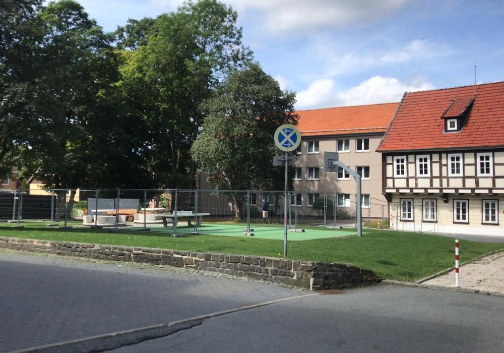 Das betroffene Studentenwohnheim.