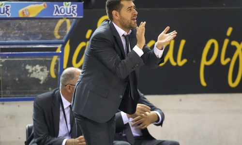 Kostas Papazoglou stößt neu zum Trainerteam der Basketball Löwen.