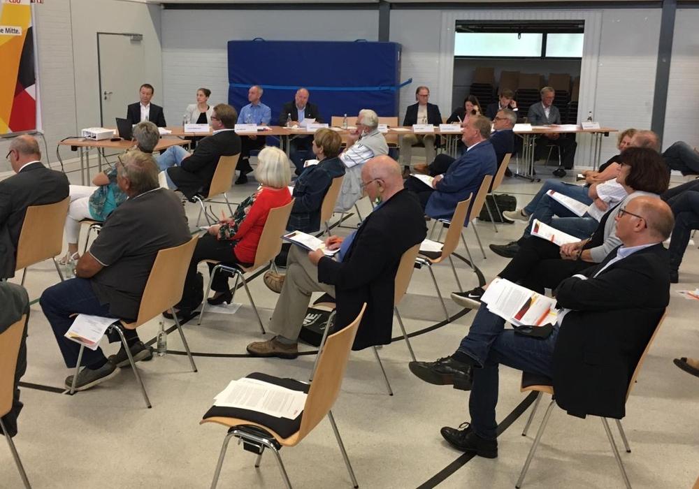 Auf dem CDU Kreisparteitag wurden einige Anträge beschlossen.