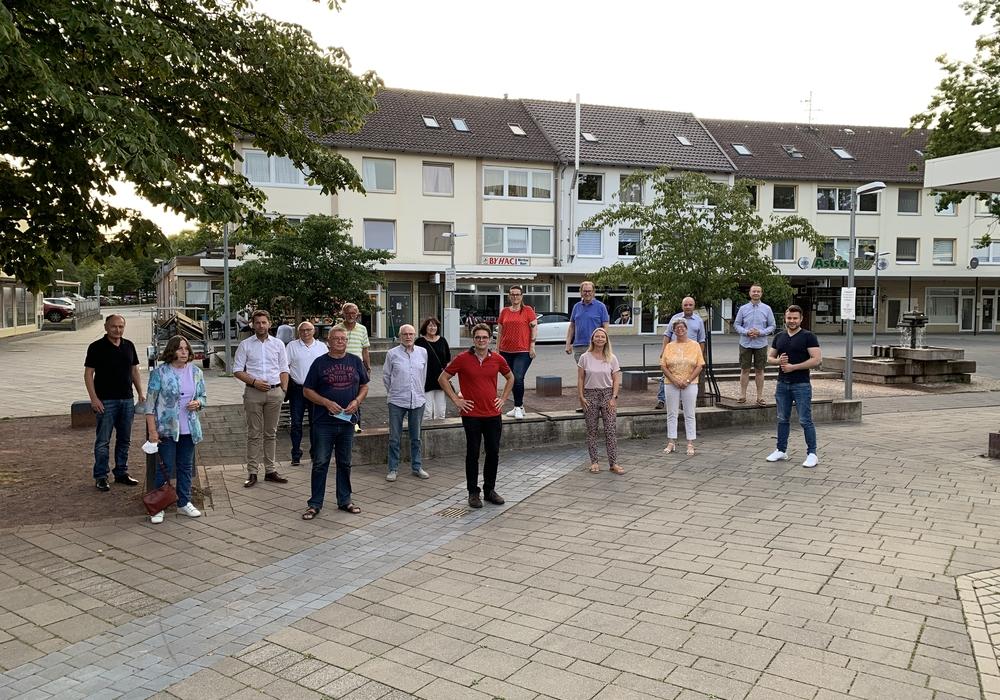 Die CDU Wolfsburg bei ihrer Sitzung im Mehrgenerationenhaus.