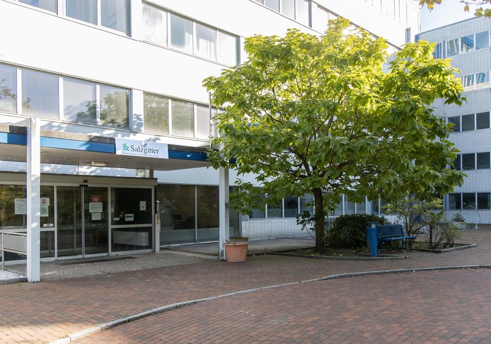 Das Gesundheitsamt in Salzgitter. (Symbolbild)