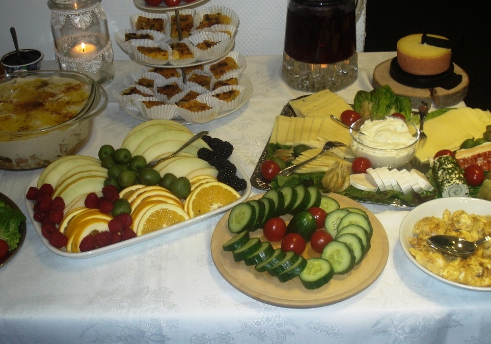 Am 11. September findet das Seniorenfrühstück statt.