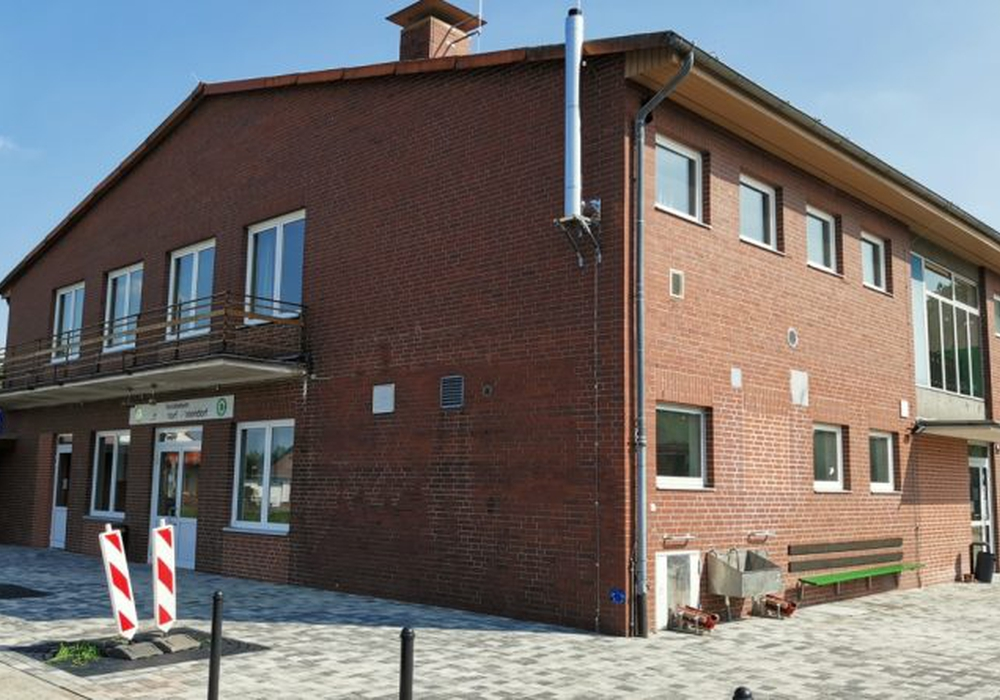 Die Mehrzwecksporthalle in Neudorf-Platendorf könnte endlich bis zum Jahr 2025 saniert werden