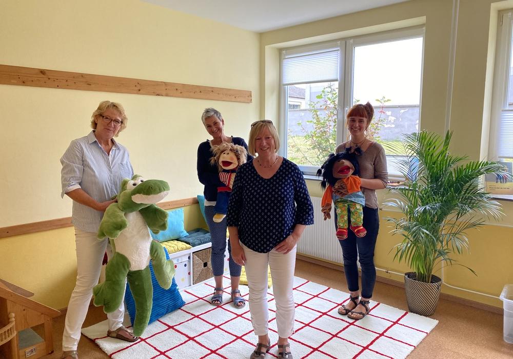 Ingrid Pahlmann war zu Besuch in Gifhorn.