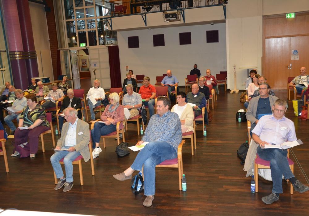 In Peine kam man zur Kirchenkreissynode zusammen.
