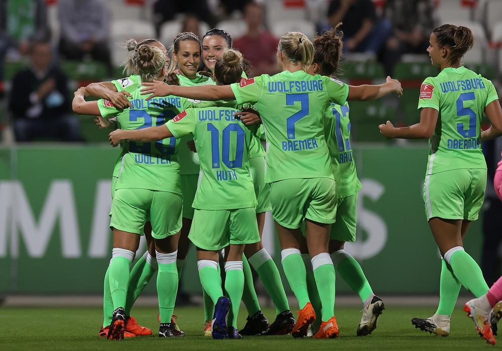 Die VFL-Frauen konnten am Freitag ihren Sieg gegen Essen feiern.