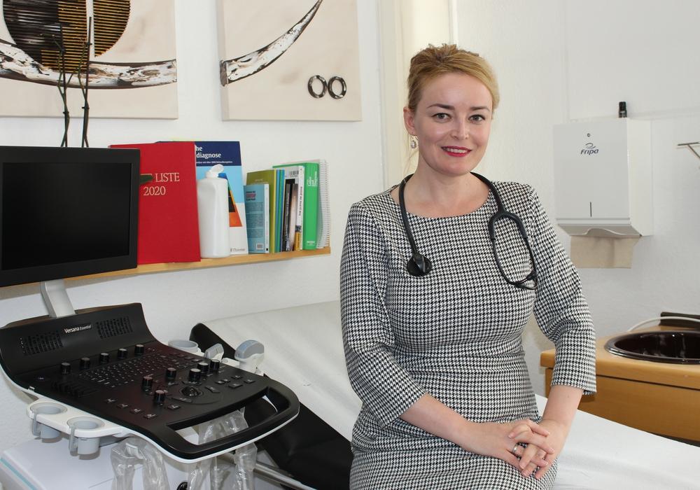 Für Dr. Aurora Dollenberg ist der Verein Albanische Ärzte in Deutschland eine Herzensangelegenheit.