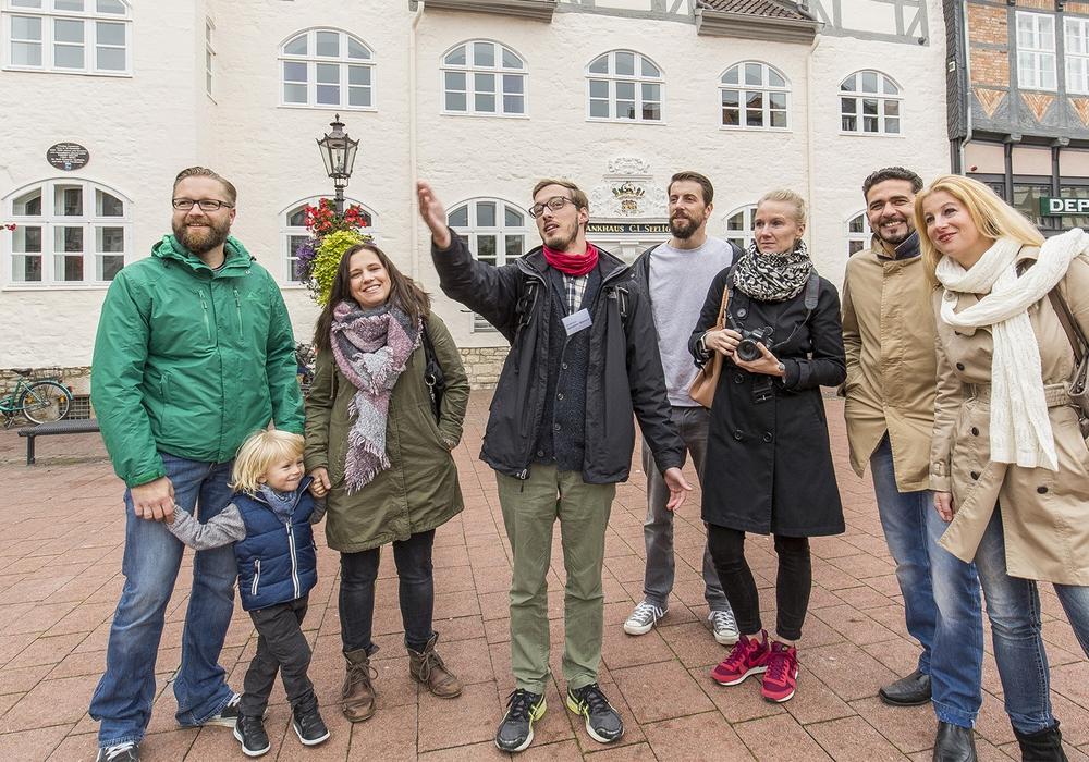 In der Lessingstadt finden viele tolle Führungen statt.