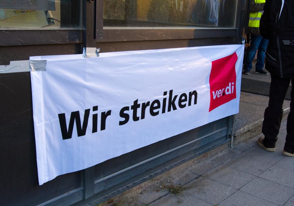 Am Mittwoch will ver.di erneut streiken. Symbolbild