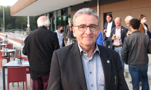 Thomas Pink (Archivbild), trat einst für die CDU an und ist mittlerweile parteilos.