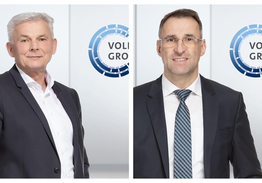 Werner Gose und Martin Schmuck.
