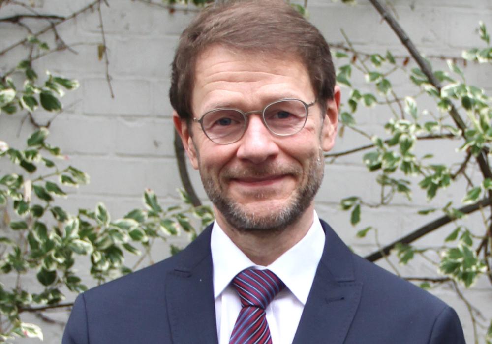 Dr. Christian Jäde.
