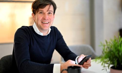 Kaspar Haller soll für die CDU ins Braunschweiger Rathaus einziehen.