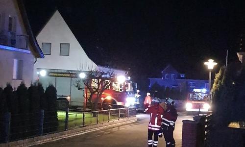 Am Freitagabend musste die Feuerwehr zu einem Einsatz ausrücken.