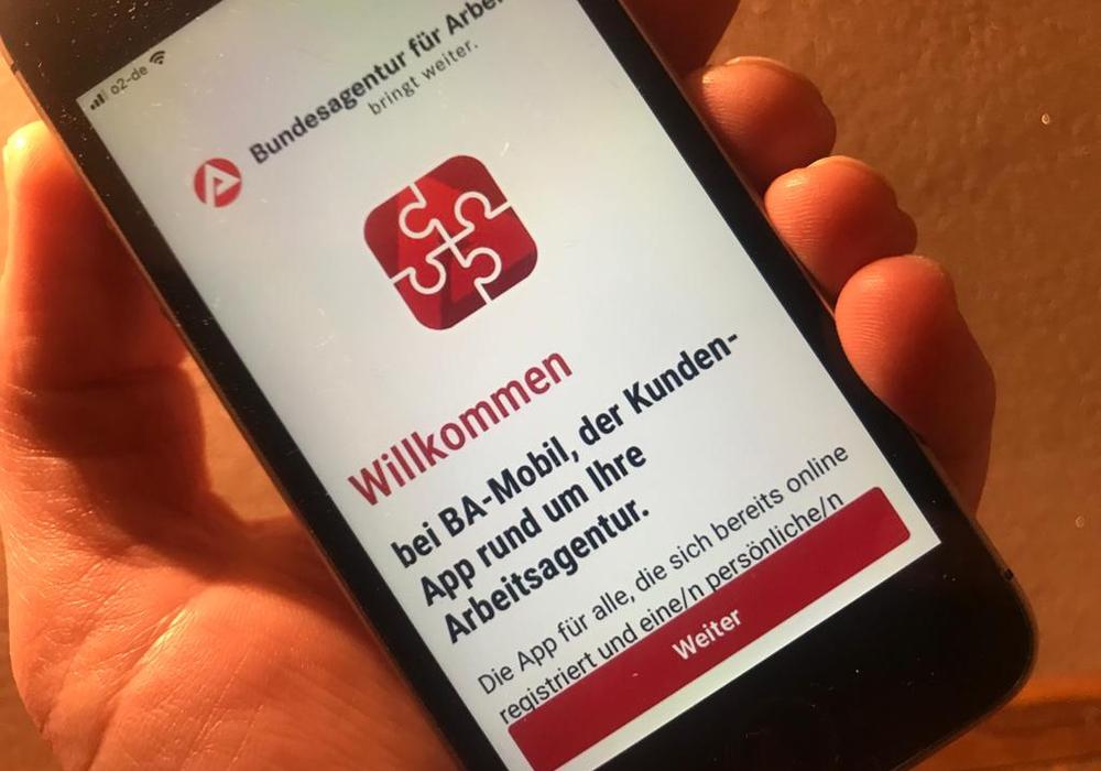 Die neue Kunden-App erwei- tert die digitalen Angebote.