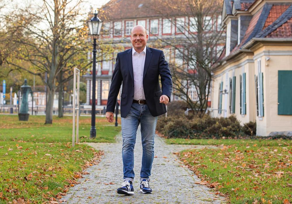 Der CDU-Bundestagskandidat Holger Bormann.
