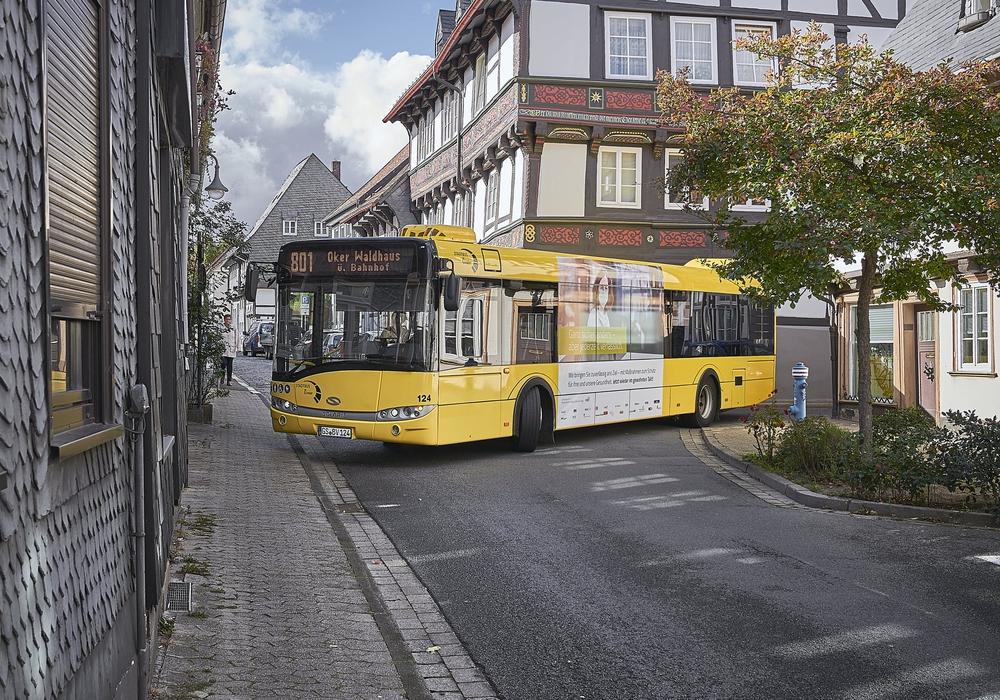 Ende dieses Jahres soll der erste E-Bus durch Goslar fahren.