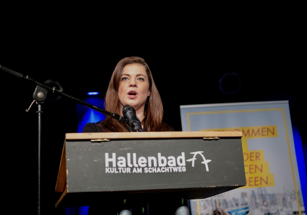 Kristin Krumm ist FDP-Direktkandidatin.