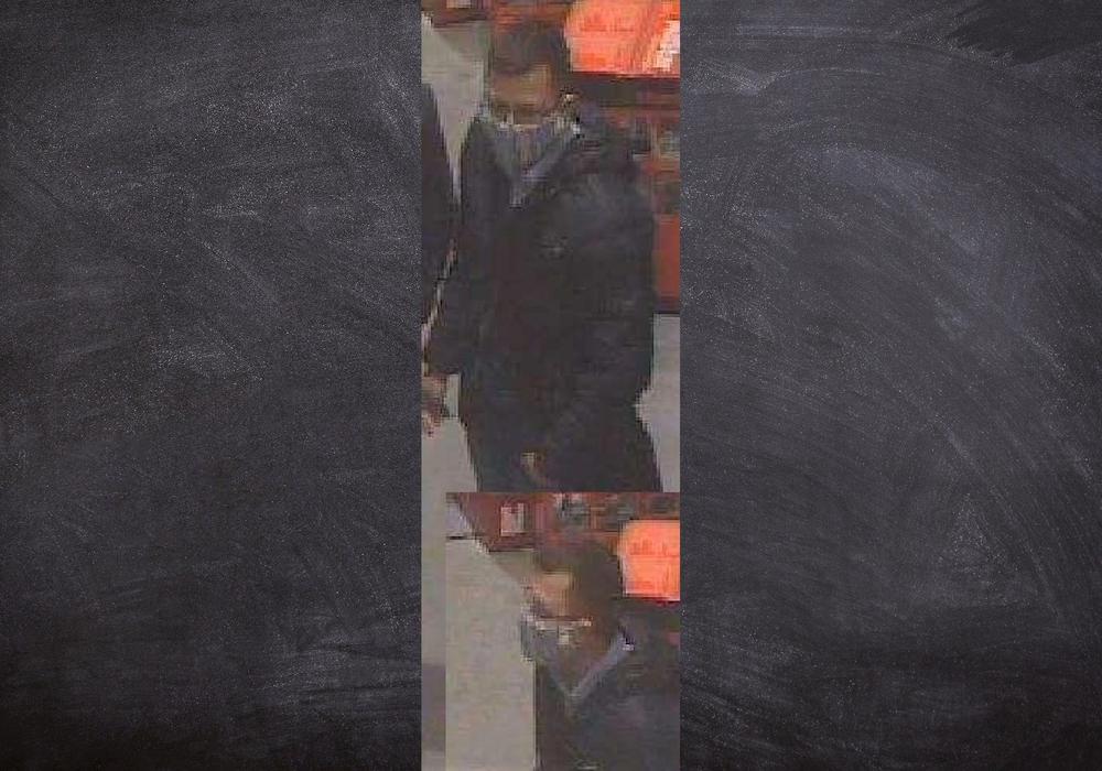 Die Polizei sucht nach Hinweisen auf diesen Mann.