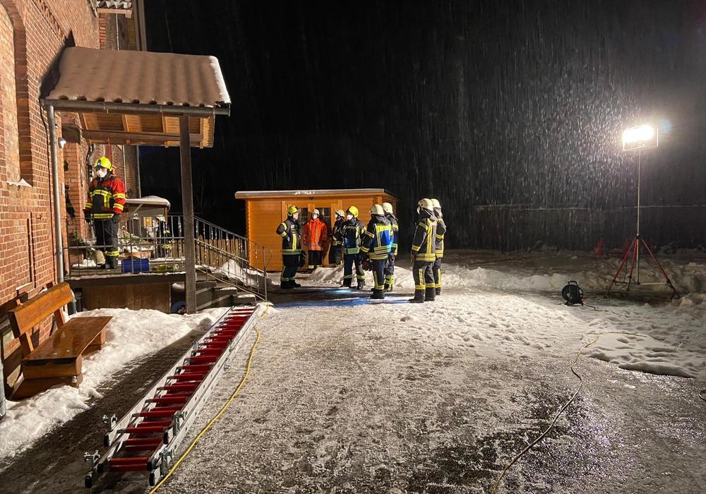 Es gab einen Wasserschaden in der Brunsroder Kita, die Feuerwehr war im Einsatz.