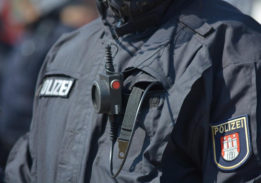 Die Polizei ist mit dem Einsatz der Bodycam zufrieden. Symbolbild.