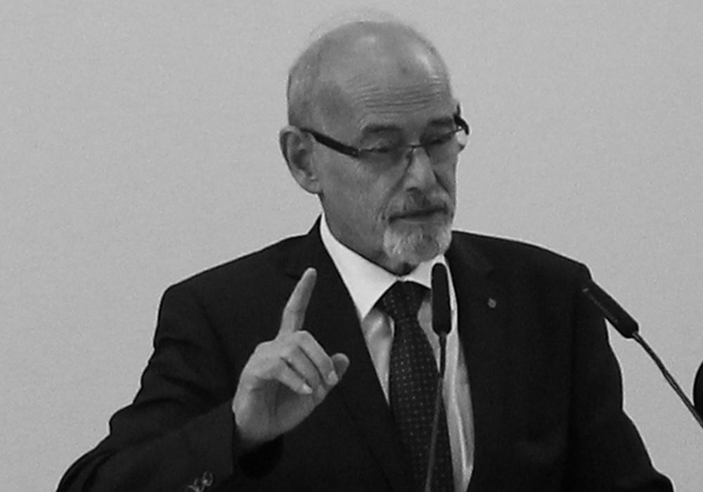 Karl Grziwa gehörte zwei Jahrzehnte in der Fraktion der CDU dem Rat der Stadt an. Archivbild