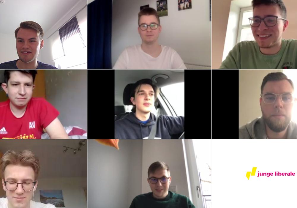 Die Jungen Liberalen haben einen neuen Vorstand gewählt.