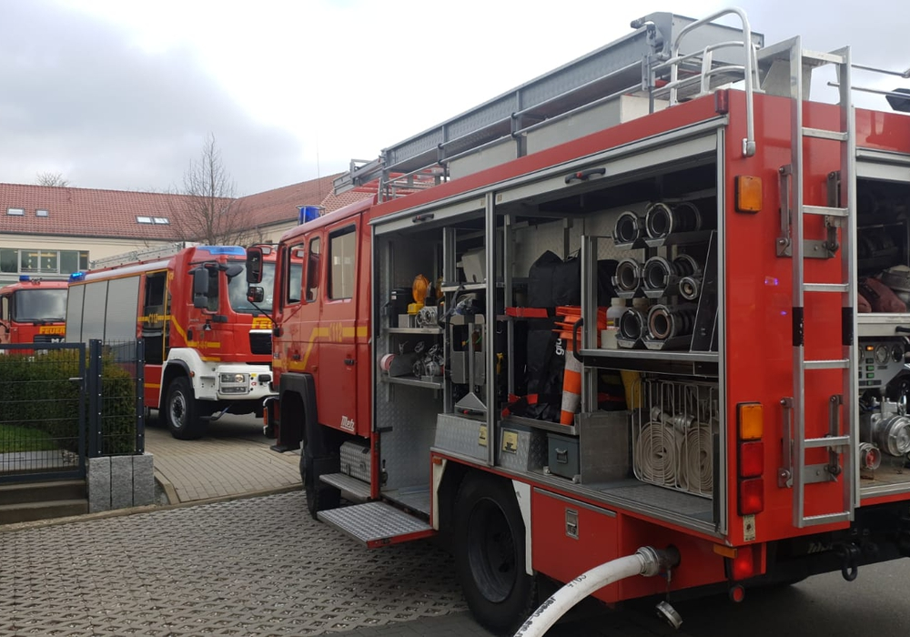 Mehrere Akkus hatten einen Kellerbrand ausgelöst.