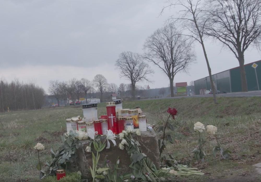 Am 27. Februar verunglückte hier der 26-jährige Dion. Für seine Familie ist der Unfall unbegreiflich.