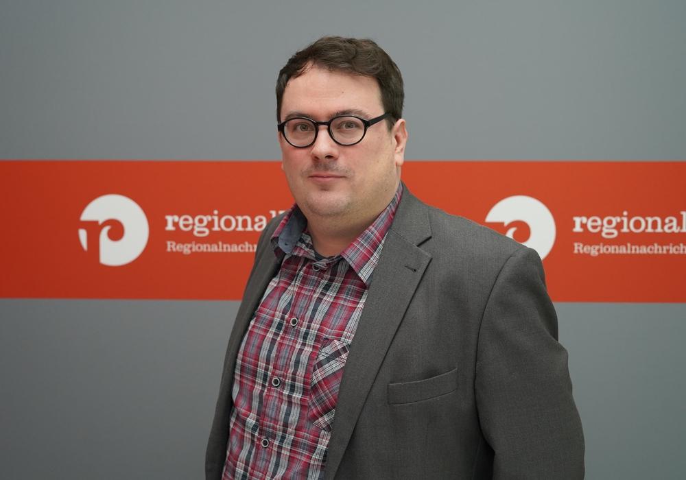 regionalHeute.de-Chefredakteuer Werner Heise ruft die Region zum wählen auf.