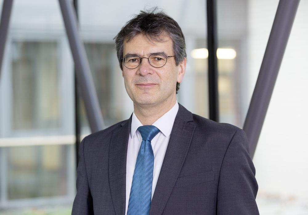 Der Epidemiologe Gérard Krause.