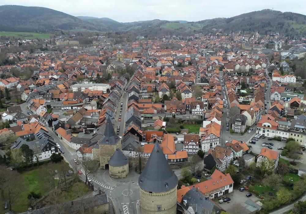"""Am 8. Mai findet wieder der bundesweite Aktionstag """"Tag der Städtebauförderung"""" statt. Auch die Stadt Goslar folgt der Einladung,"""