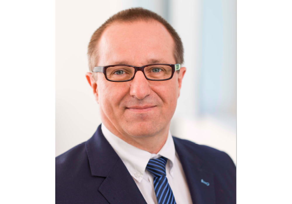 Olaf Schröder, Geschäftsführer des Wasserverbands Peine, wurde zum Vizepräsidenten der Allianz der öffentlichen Wasserwirtschaft (AöW) gewählt