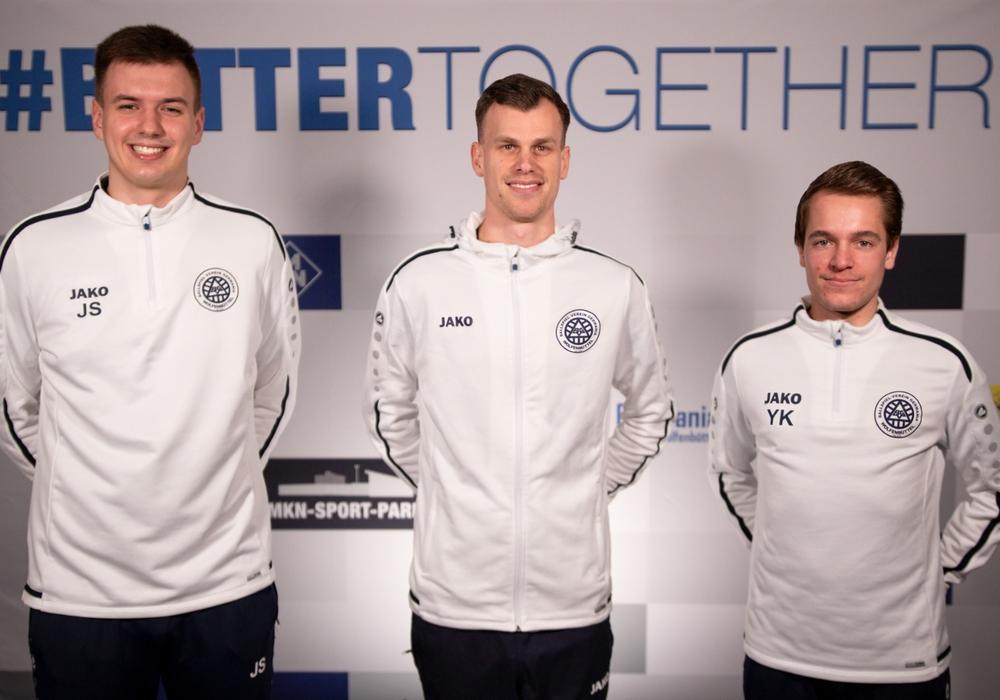 In der neuen Saison wird Scheer dann zusammen mit den bisherigen Co-Trainern Yannis Krüger und Jone Schönke für das erste Team der Jahrgänge 2007 und 2008 im MKN-Sport-Park verantwortlich sein.